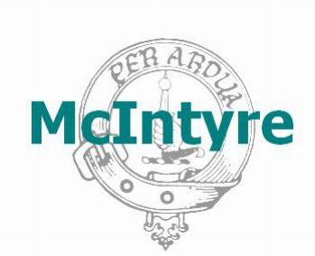 Wappen McIntyre