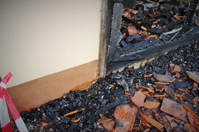 SAchverständige in Nürnberg - Gebäudeschaden Brandschaden